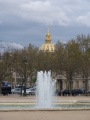 Paris, dome des Invalides