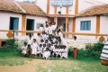 Photo de classe (St Paul's Boys Home, Marikuppam, Inde)