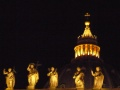 St Pierre by night -Rome-