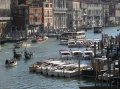 Embouteillage sur le grand canal