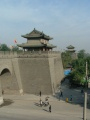 Xi'an, les fortifications